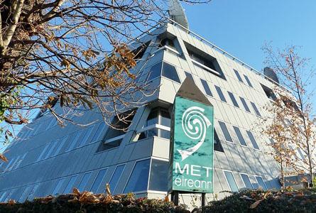 MET Eireann site
